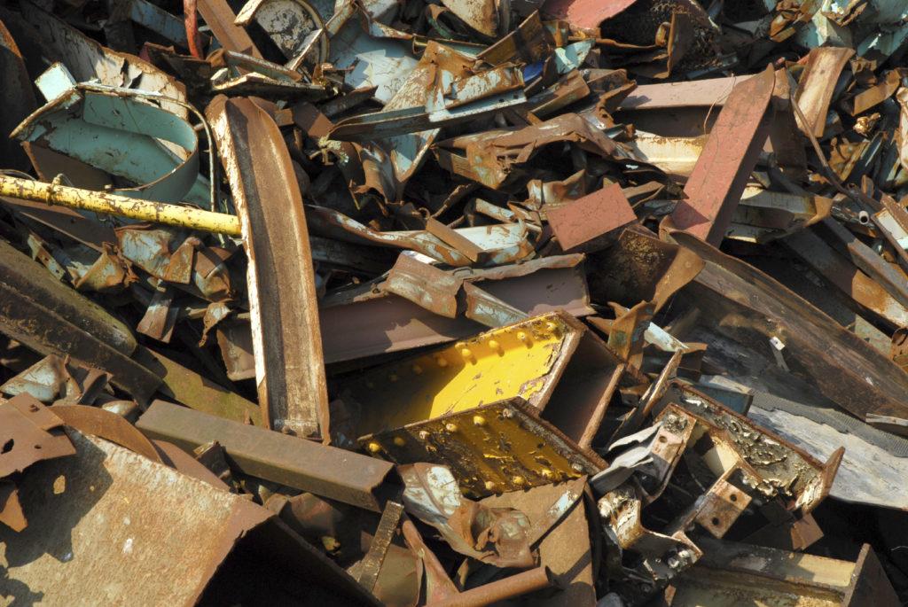 Сдать металлолом в Симферополе