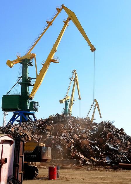 Сколько стоит сдать металлолом в Крыму